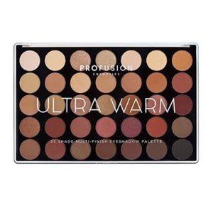 Profusion Ultra Warm Eyeshadow Palette